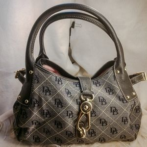 Authentic Dooney & Bourke purse handbag